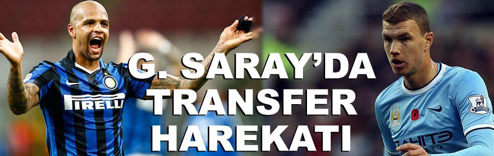 Galatasaray'da transfer hız kazandı!..