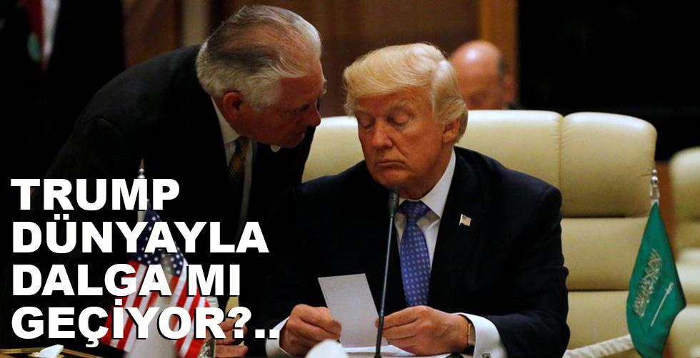 Trump dünyayla dalga mı geçiyor?..