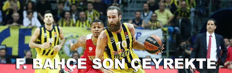 Fenerbahçe son çeyrekte fişi çekti