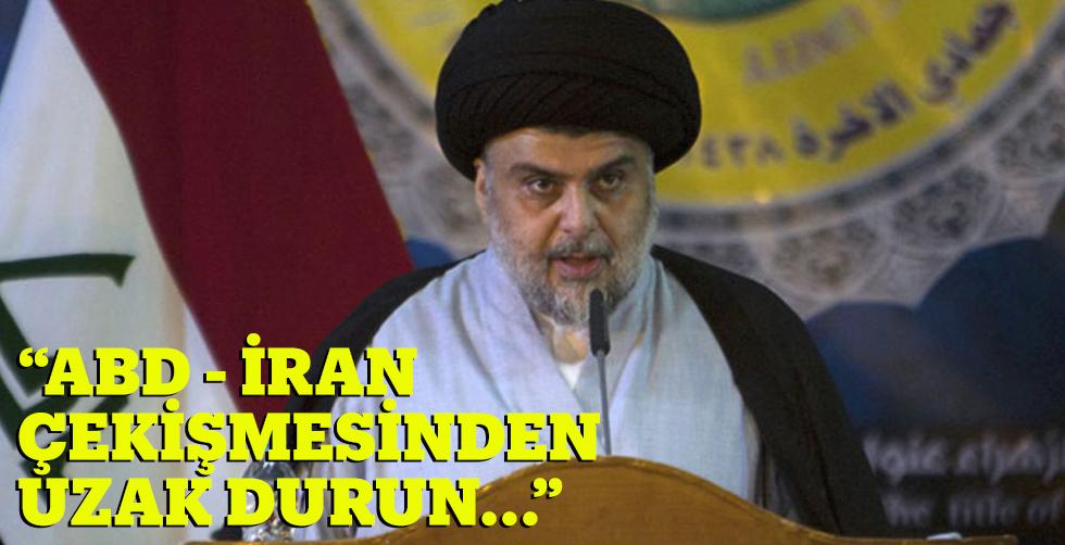 """""""ABD - İran çekişmesinden uzuk…"""