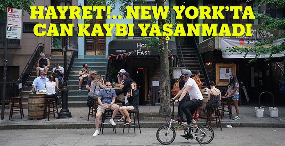 Hayret!!. New York'ta can kaybı…