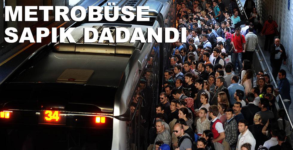 Metrobüse sapık dadandı!..