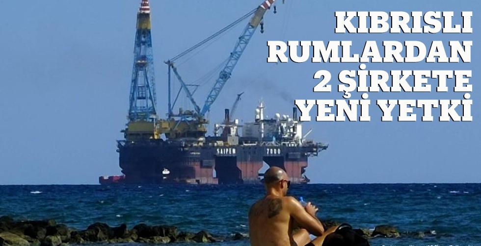 Kıbrıslı Rumlardan iki şirkete…