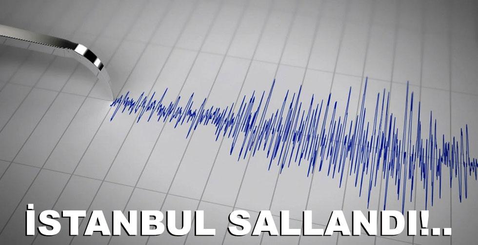 İstanbul sallandı!..