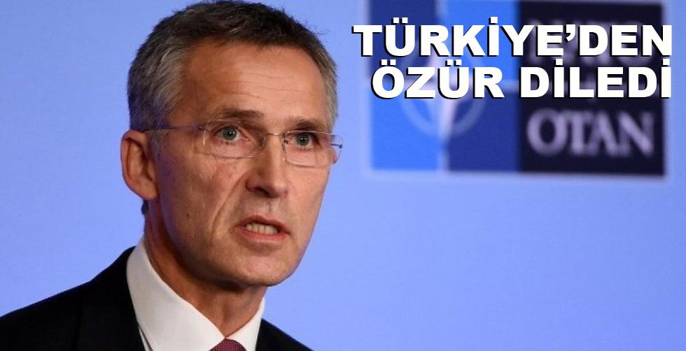 NATO Genel Sekreteri Türkiye'den…