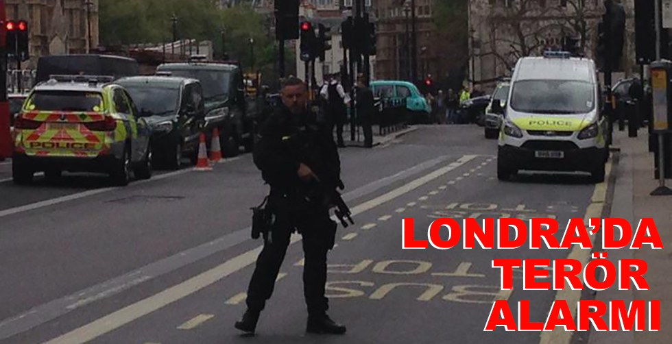 Londra'da terör alarmı!..