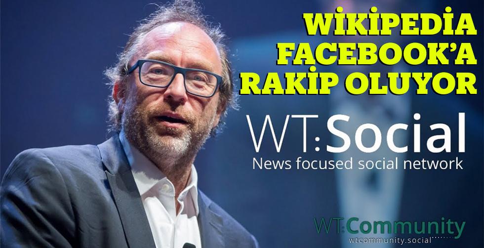Wikipedia, Facebook'a rakip oluyor