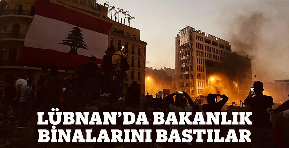 Beyrut'ta öfke günü!..