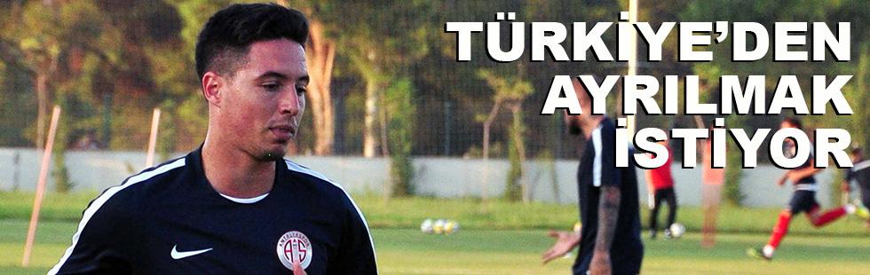 Samir Nasri Türkiye'den ayrılmak…