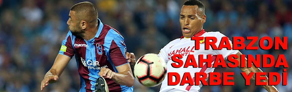 Trabzon sahasında darbe yedi: 1 -…