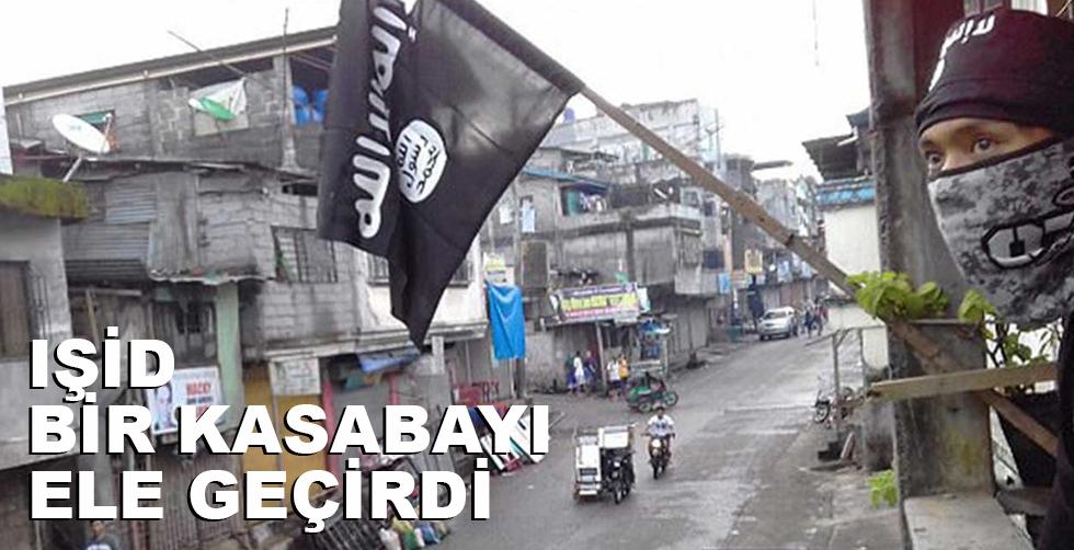 IŞİD Filipinler'de bir kasabayı…