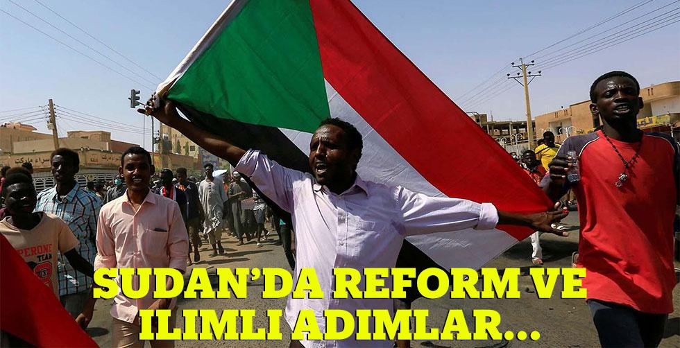 Sudan'da reform ve ılımlı adımlar...