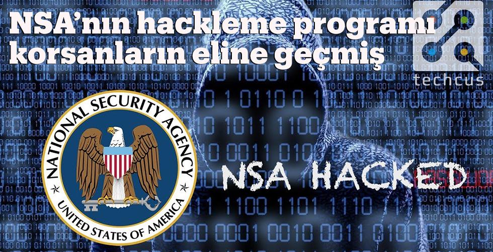 NSA'nın hacklame programı korsanların…