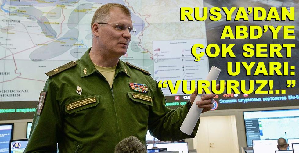 Rusya'dan ABD'ye çok sert…