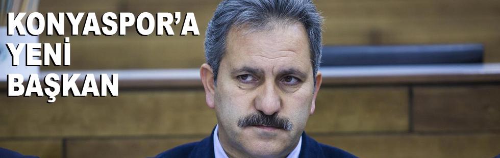 Konyaspor'a yeni başkan