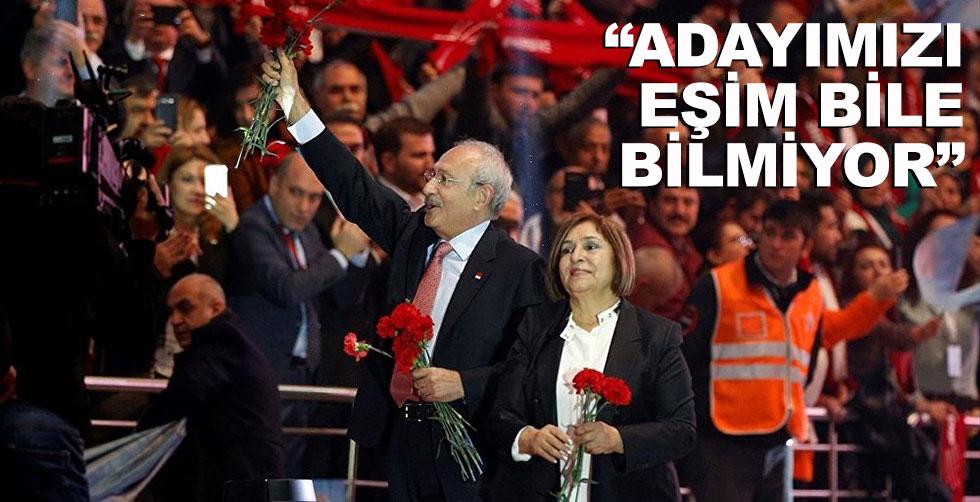 """Kılıçdaroğlu: """"Adayımızı…"""