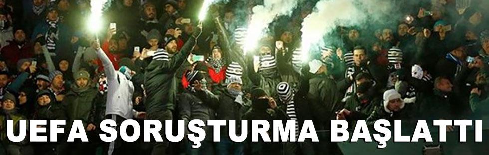 UEFA soruşturma başlattı!..
