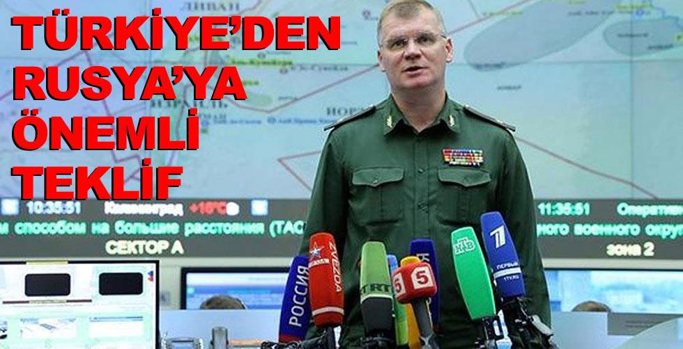 Türkiye'den Rusya'ya önemli…