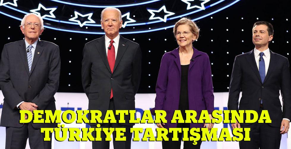 Demokrat adaylar arasında Türkiye…