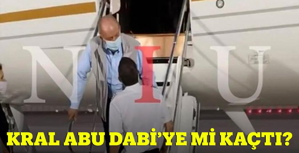 Kral Abu Dabi'ye mi kaçtı?