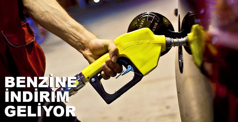 Benzine indirim geliyor!..