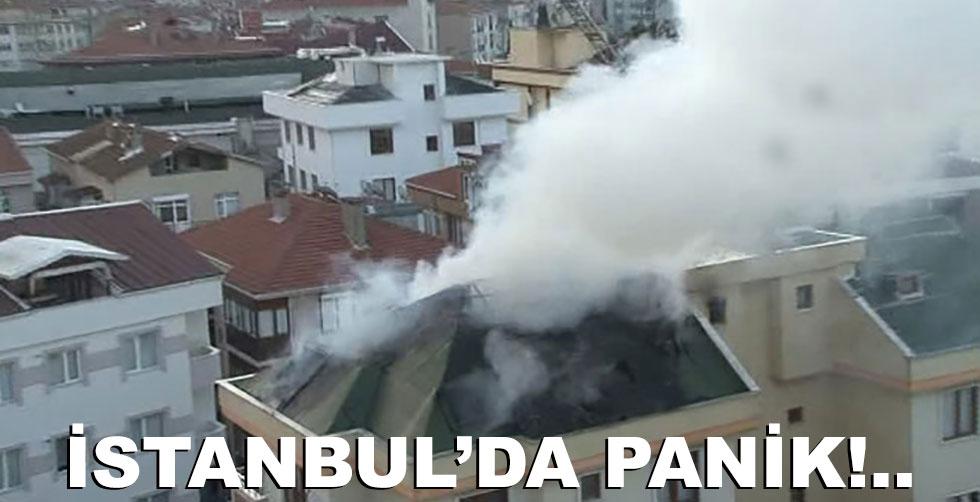 İstanbul'da panik!..