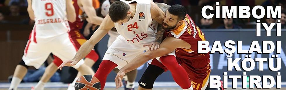 Galatasaray iyi başladı, kötü bitirdi:…