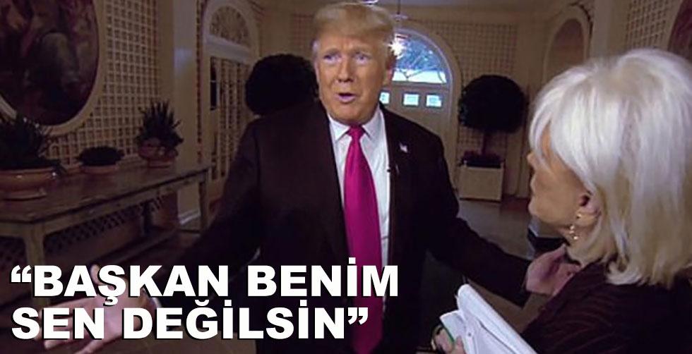 """""""Başkan benim sen değilsin"""""""