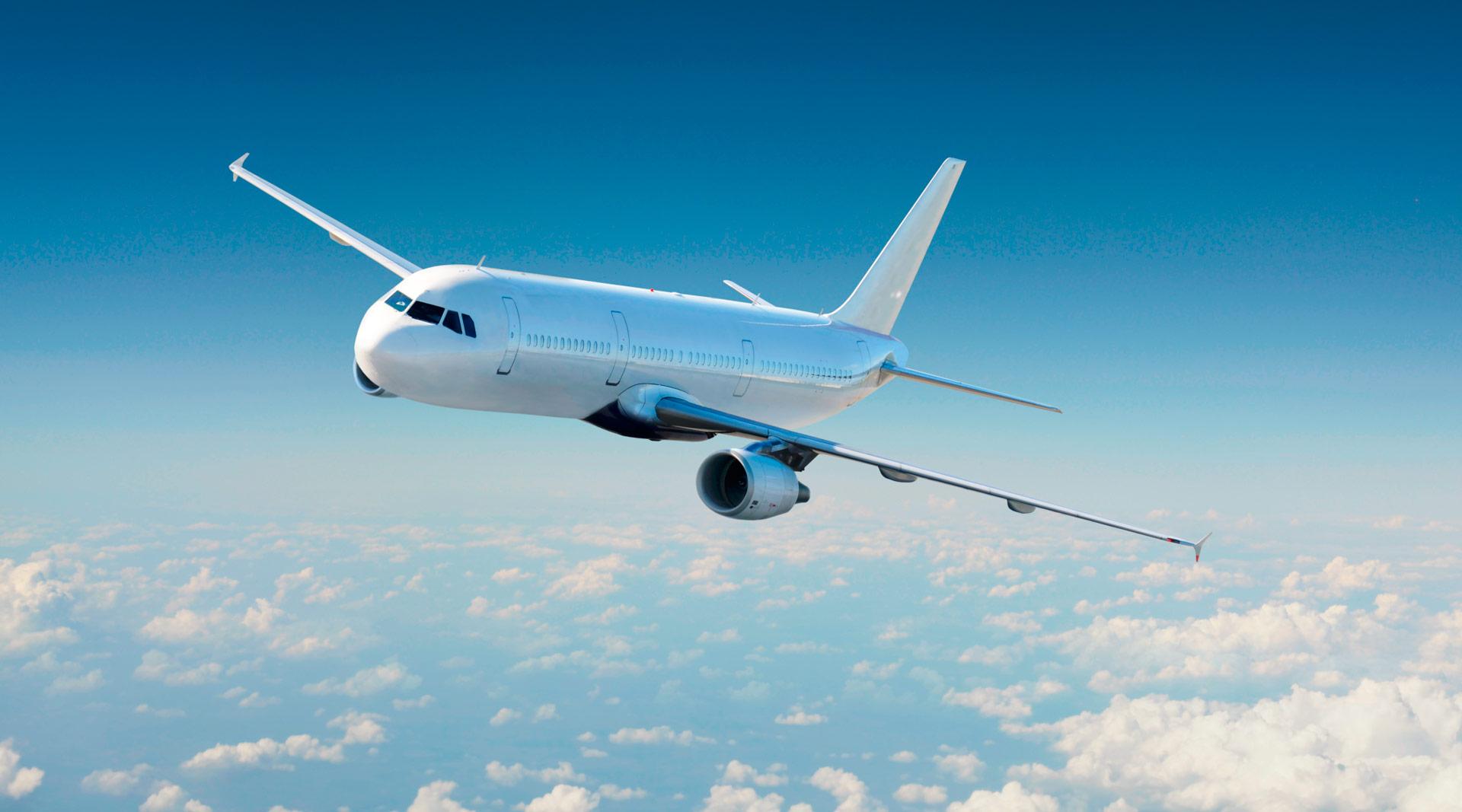 Havayolları Fly - büyük umutları ile genç bir havayolu