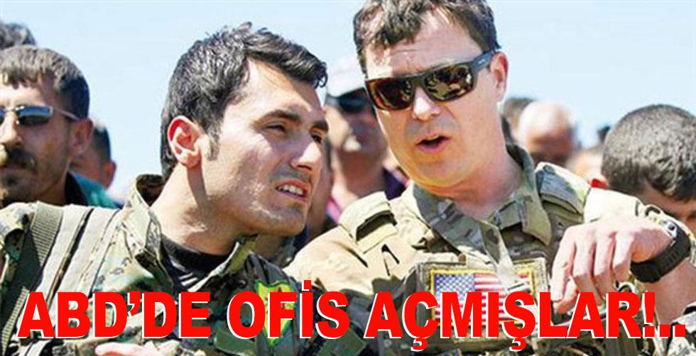 PKK, ABD'de ofis açmış!..