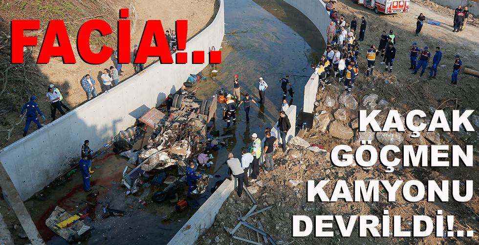 İzmir'de trafik faciası: 22 ölü!..