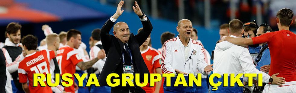 Rusya ikinci maçını da kazandı:…