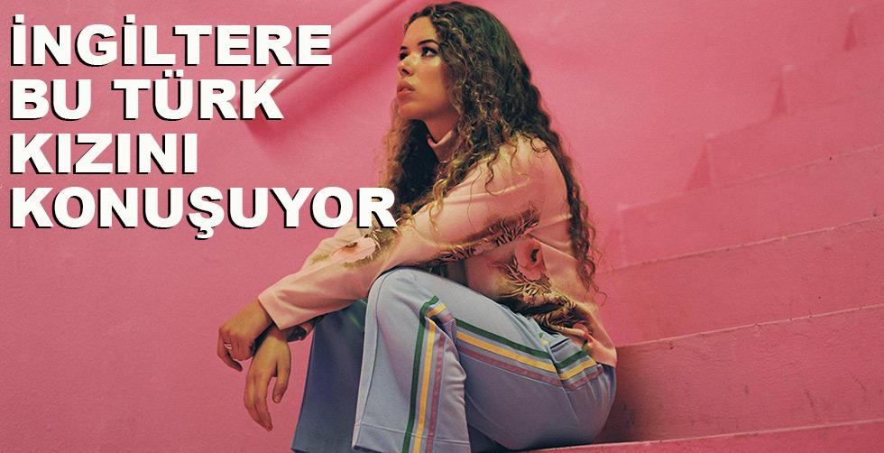 İngiltere bu Türk kızını konuşuyor!..