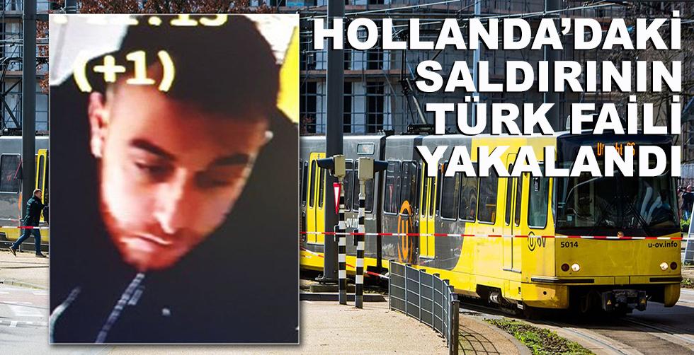 Hollanda'daki saldırının Türk…