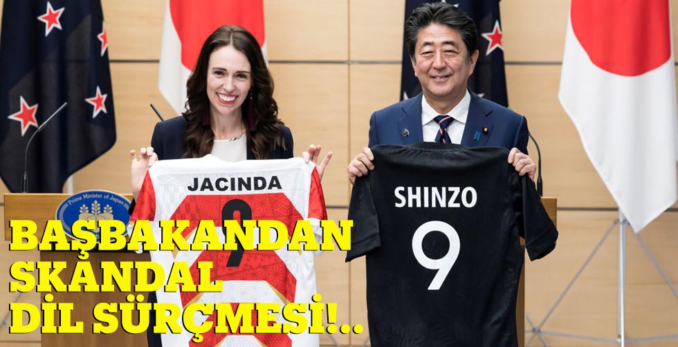 Başbakan'dan skandal dil sürçmesi!..