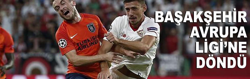 Başakşehir Avrupa Ligi'ne döndü!..