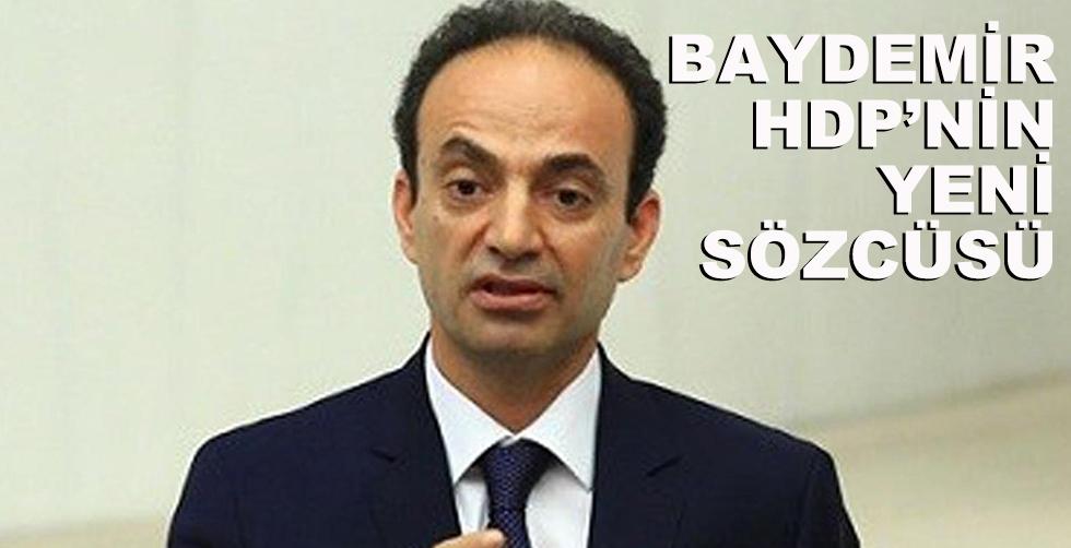 Baydemir HDP'nin yeni sözcüsü