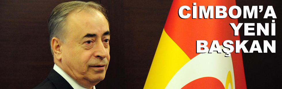 G. Saray'ın yeni Başkanı Mustafa…