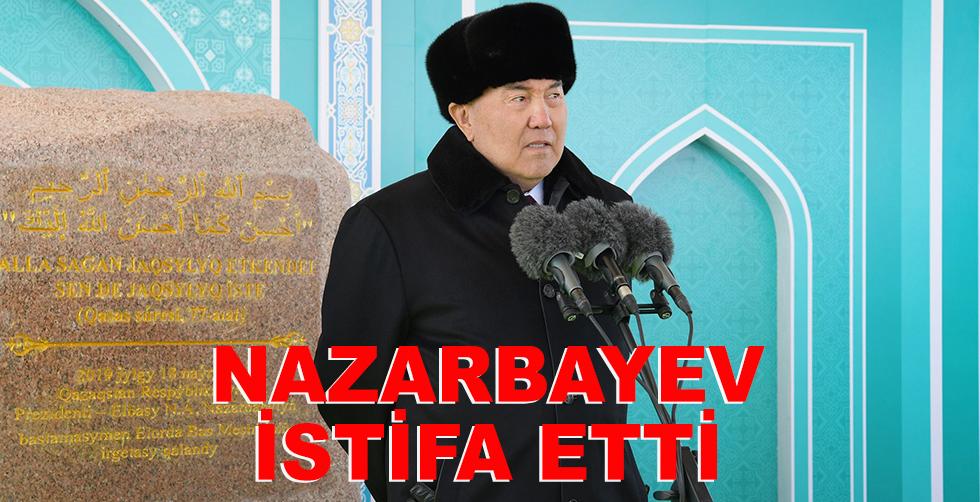 Kazakistan Cumhurbaşkanı Nazarbayev…