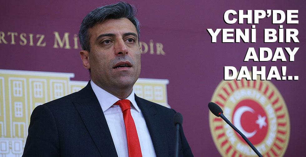 CHP'de yeni bir aday daha!..