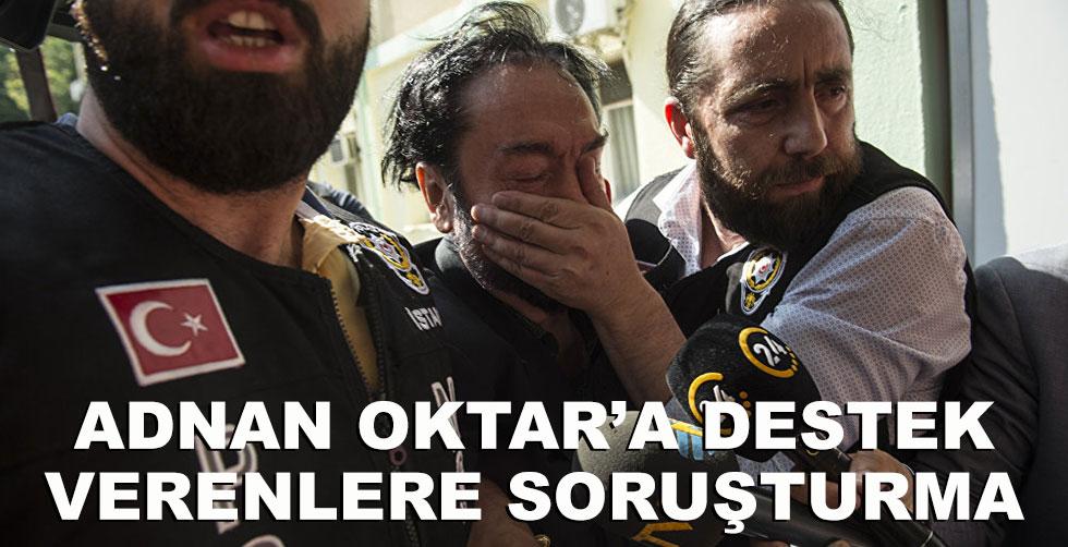 Adnan Oktar'a destek verenlere…