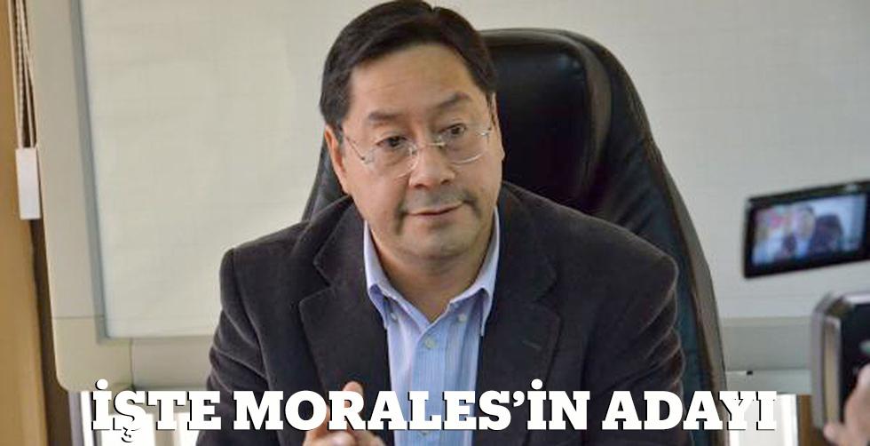 Morales adaylarını açıkladı!..