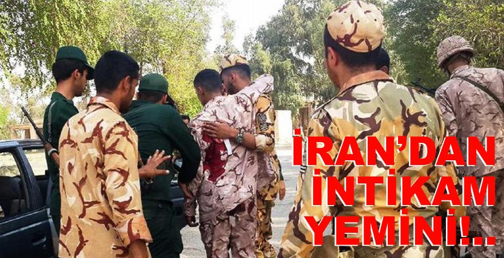 İran'dan intikam yemini!..