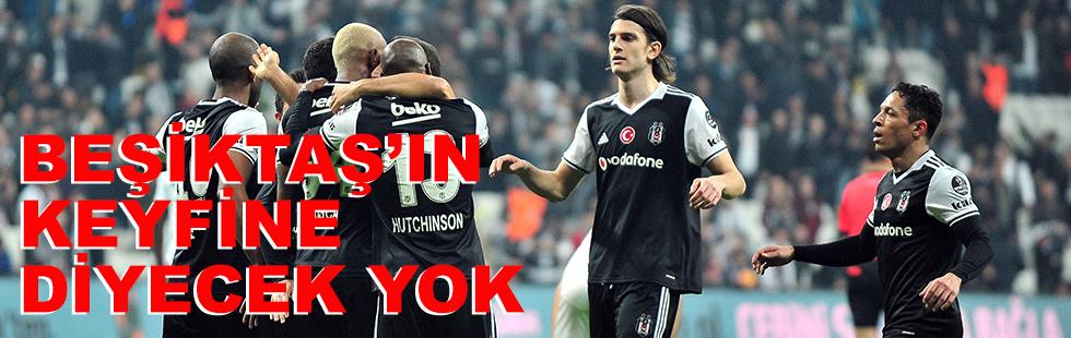 Beşiktaş'ın keyfine diyecek…