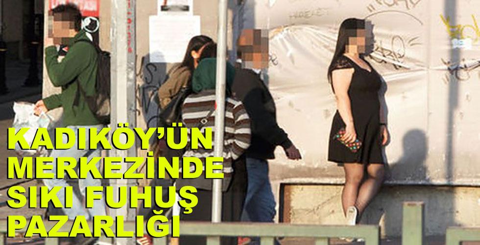 Kadıköy'ün merkezinde sıkı…