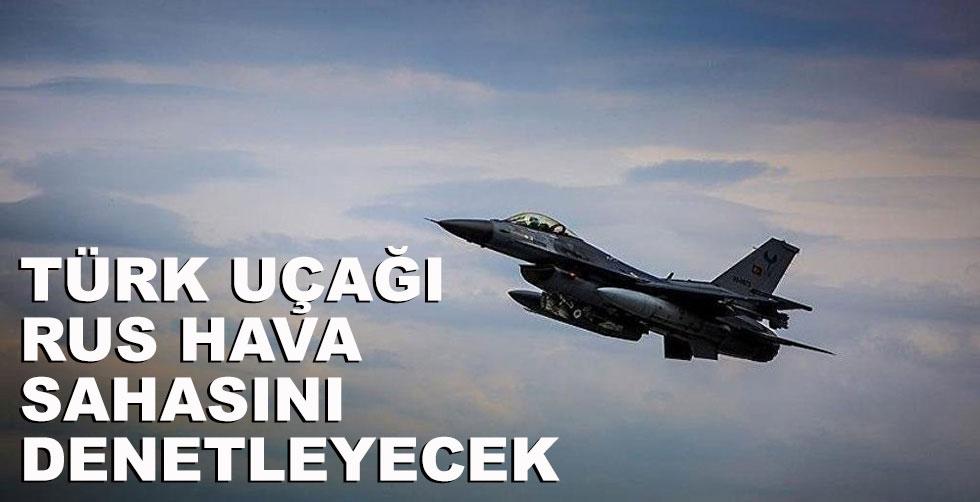 Türk askeri uçağı Rusya hava sahasını…