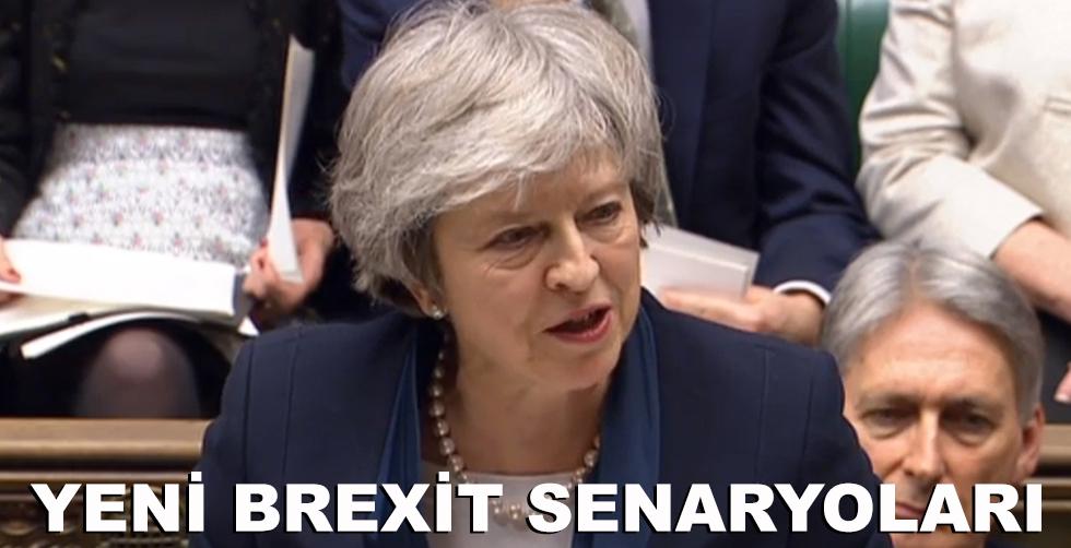 İngiltere'de yeni Brexit senaryoları!..