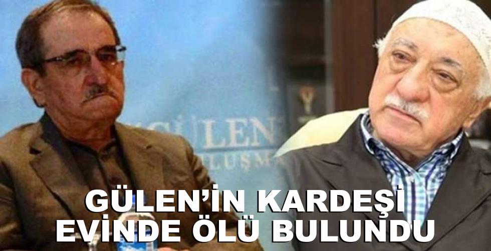 Fethullah Gülen'in kardeşi İstanbul'da…