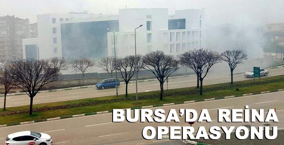 Bursa'da Reina operasyonu!..