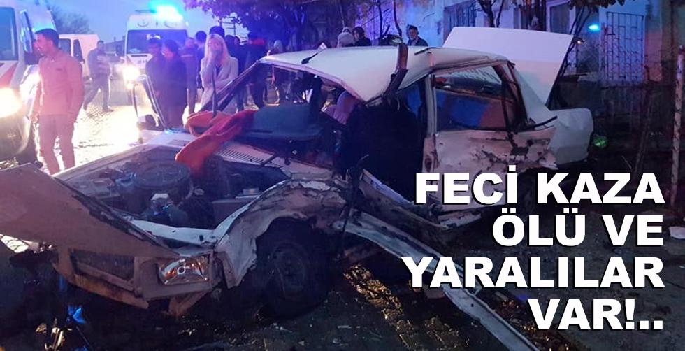 Eskişehir'de feci kaza, 2 ölü,…